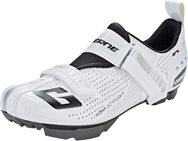 Gaerne G.Kona MTB Chaussures de cyclisme Homme, white